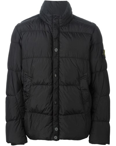stone island herren daunenjacke mit rei verschluss reduziert. Black Bedroom Furniture Sets. Home Design Ideas