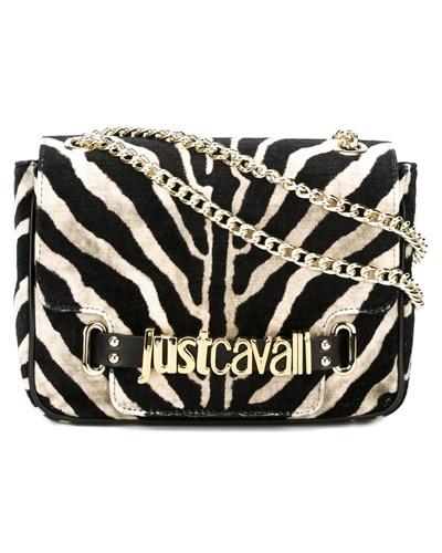 Zebra Print Shoulder Bag 101