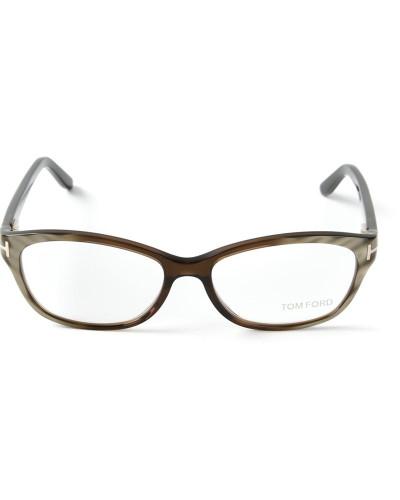 tom ford damen brille mit farbverlauf reduziert. Black Bedroom Furniture Sets. Home Design Ideas