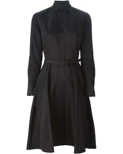 ralph lauren damen hemdkleid mit g rtel 37 reduziert. Black Bedroom Furniture Sets. Home Design Ideas