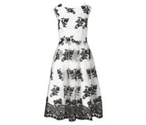 Apart Cocktailkleid / festliches Kleid white/black