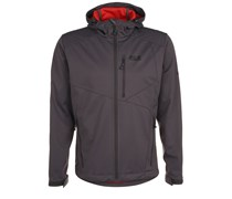 Jack Wolfskin SONIC BARRIER Softshelljacke dark steel