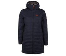 Jack Wolfskin CLARENVILLE Wintermantel night blue