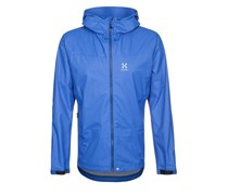 Haglöfs ECLIPSE Regenjacke / wasserabweisende Jacke storm blue