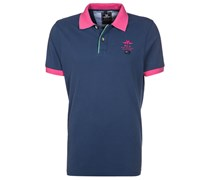 New Zealand Auckland Poloshirt dunkelblau