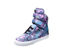 Supra SOCIETY II Sneaker high lila