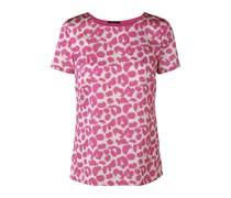 Apart Bluse grey/pink