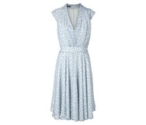 Apart Freizeitkleid ecru/light blue
