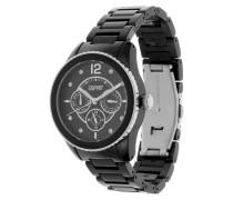 Esprit Uhr black