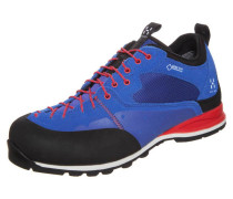 Haglöfs ROC ICON GT Hikingschuh gale blue/dynamite