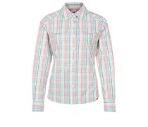 The North Face PARAMOUNT Bluse fire brick red plaid