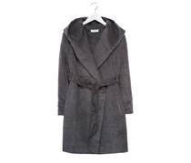 Glamorous Wollmantel / klassischer Mantel charcoal