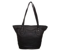 FREDsBRUDER BIG STRIPES Shopping Bag black