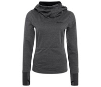 Bench PERFORMANCE TECH Kapuzenpullover grey