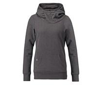 Bench MANIFESTO Sweatshirt black marl