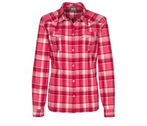 Jack Wolfskin SEAL RIVER Bluse grapefruit checks