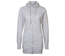 The North Face Sweatjacke heather grey