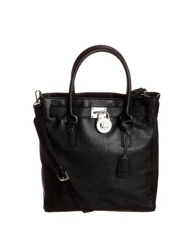 MICHAEL Michael Kors HAMILTON Shopping Bag black