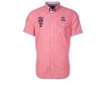New Zealand Auckland Hemd bright pink