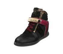 Serafini MANHATTAN Sneaker high purple/black