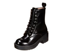 Jeffrey Campbell 8TH STREET Plateaustiefelette black