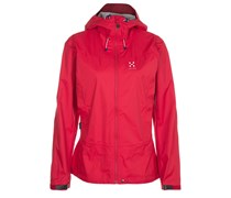 Haglöfs ECLIPSE Q Outdoorjacke real red