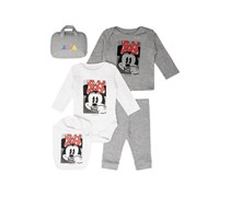 Eleven Paris MINNIE SET Jogginghose blanc