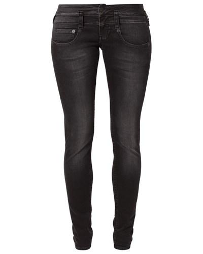 herrlicher damen herrlicher pitch jeans slim fit fogg 15. Black Bedroom Furniture Sets. Home Design Ideas