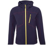 Jack Wolfskin ROCK ME Softshelljacke evening blue