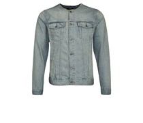 Cheap Monday STAPLE CUT Jeansjacke original wash