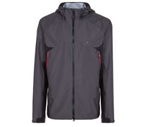 Jack Wolfskin REFUGIO Outdoorjacke dark steel