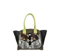 Guess QUINN PRIVY Shopping Bag olive multi