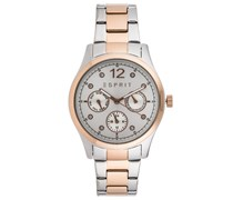 Esprit TRACY Uhr silver/rosegold