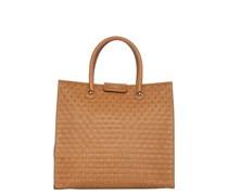 Guess ADRIANA Shopping Bag cuoio