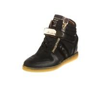 Serafini MANHATTAN Sneaker high black/gold