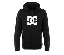 DC Shoes STAR Kapuzenpullover black