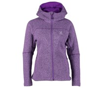 Haglöfs SWOOK Q Fleecejacke imperial purple