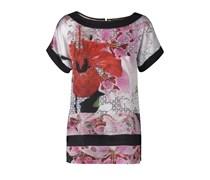 Apart TShirt print black/red