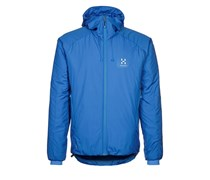 Haglöfs BARRIER III HOOD Outdoorjacke storm blue
