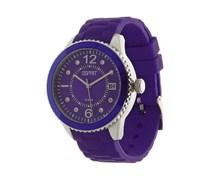 Esprit Uhr purple