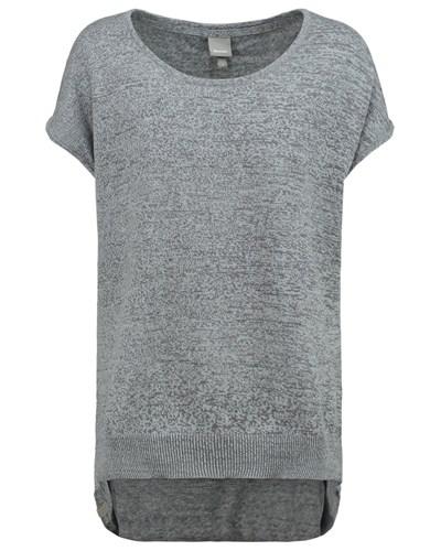bench damen bench connectivity tshirt basic neutral grey. Black Bedroom Furniture Sets. Home Design Ideas