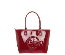 Guess COOL SHINE Shopping Bag red