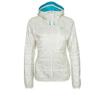Haglöfs BARRIER PRO II Outdoorjacke soft white/bluebird