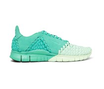 Free Inneva Woven II Suede and Mesh Sneakers