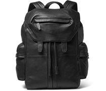 Marti Washed-Leather Backpack