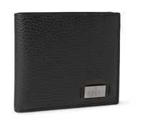 Dylan Grained-Leather Billfold Wallet