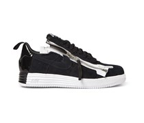 Acronym Lunar Force 1 Suede Sneakers