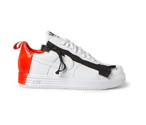 + Acronym Lunar Force 1 Leather Sneakers