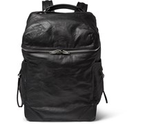 Wallie Leather Backpack