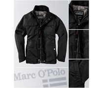 herren marc o 39 polo jacke dark grey unifarben jacke. Black Bedroom Furniture Sets. Home Design Ideas